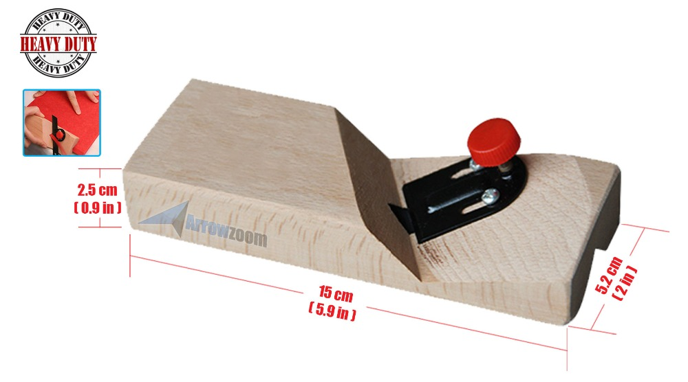Arrowzoom Heavy Duty Wooden Cutter for Acoustic Polyester Fabric Panel