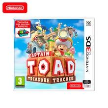 Игра для Nintendo 3DS Captain Toad: Treasure Tracker для New Nintendo 3DS 3DS