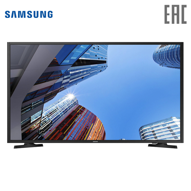 "Телевизор LED 40"" Samsung UE40M5000AUXRU(Russian Federation)"