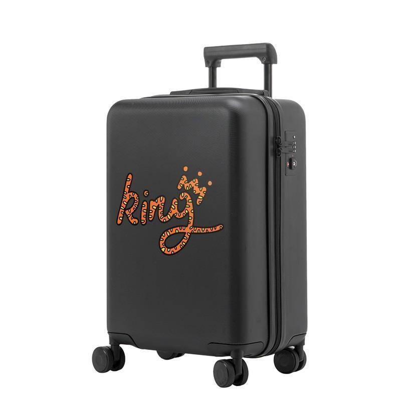 Ruedas Valise Bagage Roulettes Resa Maleta Infantiles Barnvagn Koffer - Väskor för bagage och resor - Foto 3