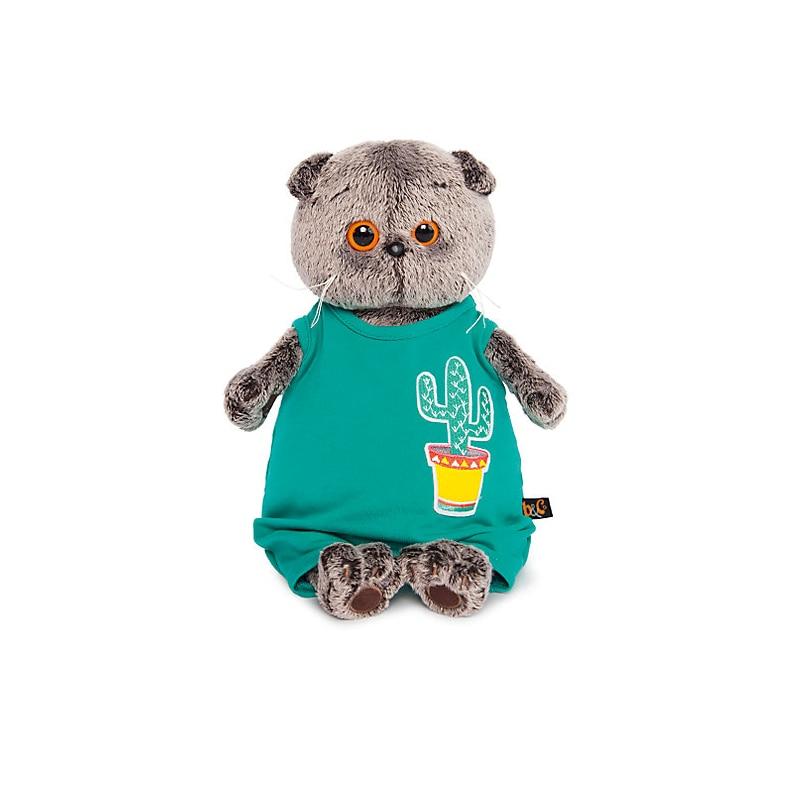 Stuffed & Plush Animals BUDI BASA 8999599 Stitch Bear Totoro Giraffe Fox Cat Dog Soft Children's Toys