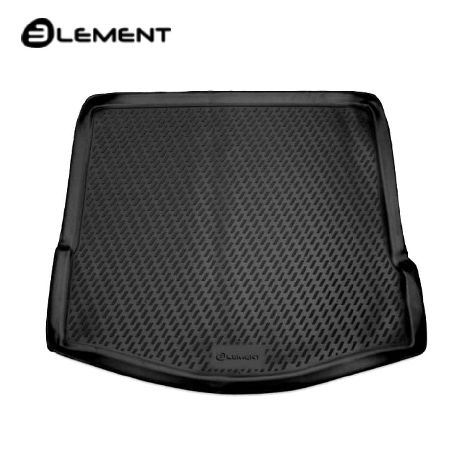 For Ford Focus 2 2004-2010 SEDAN car trunk mat Element B00053 car trunk mat for hyundai elantra hd sedan 2007 2010 element nlc2021b10
