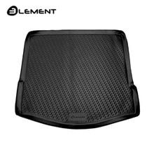 Для Ford Focus 2 СЕДАН 2004-2010  коврик в багажник полиуретан Element B00053