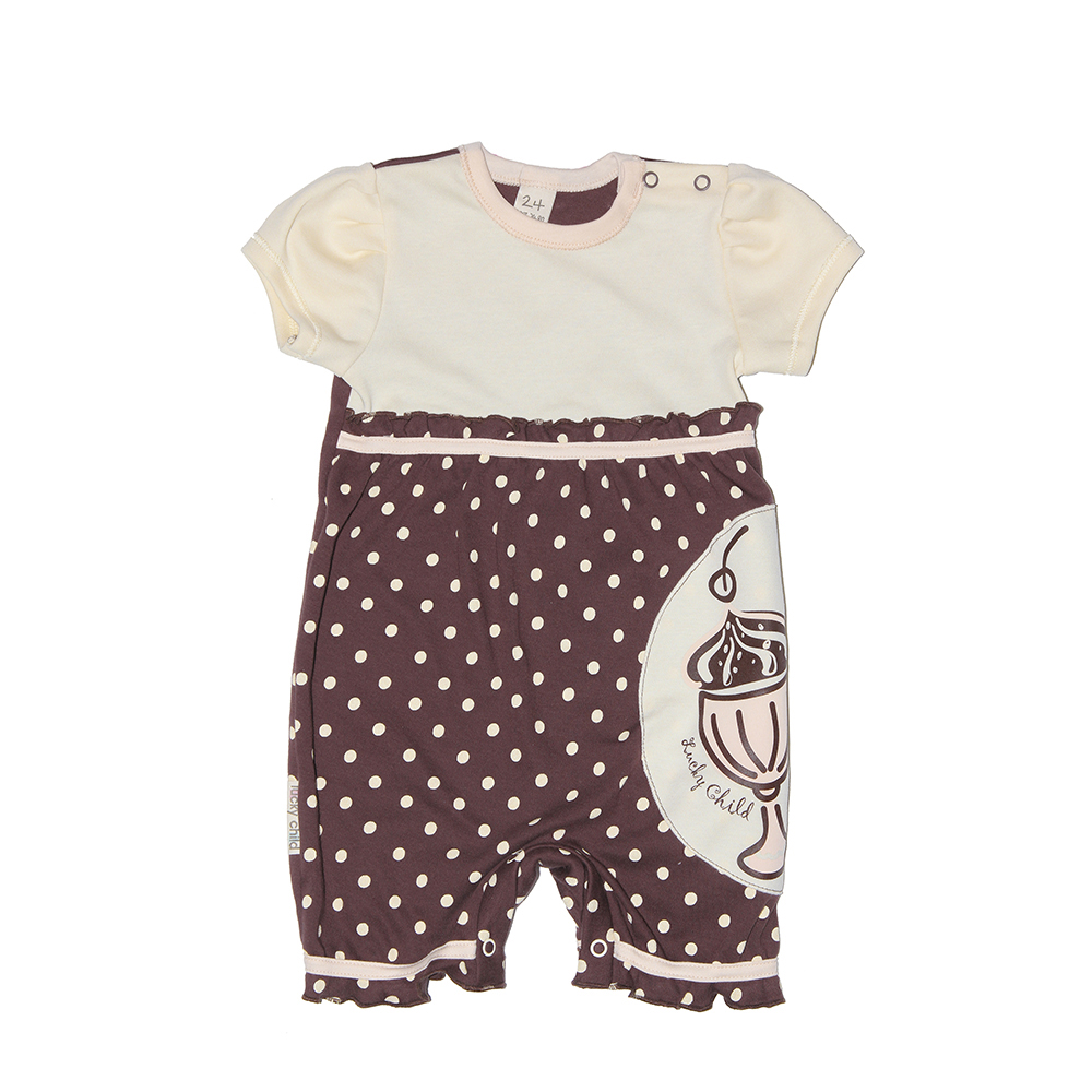 Jumpsuit Sandpiper Lucky Child for girls 23-28 Children's Baby Kids Overalls clothes