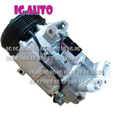 Auto AC Compressor For Nissan Serena C25 Air Conditioning With Clutch