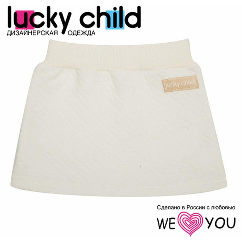 Children's Skirt Lucky Child knot front zip up back skirt