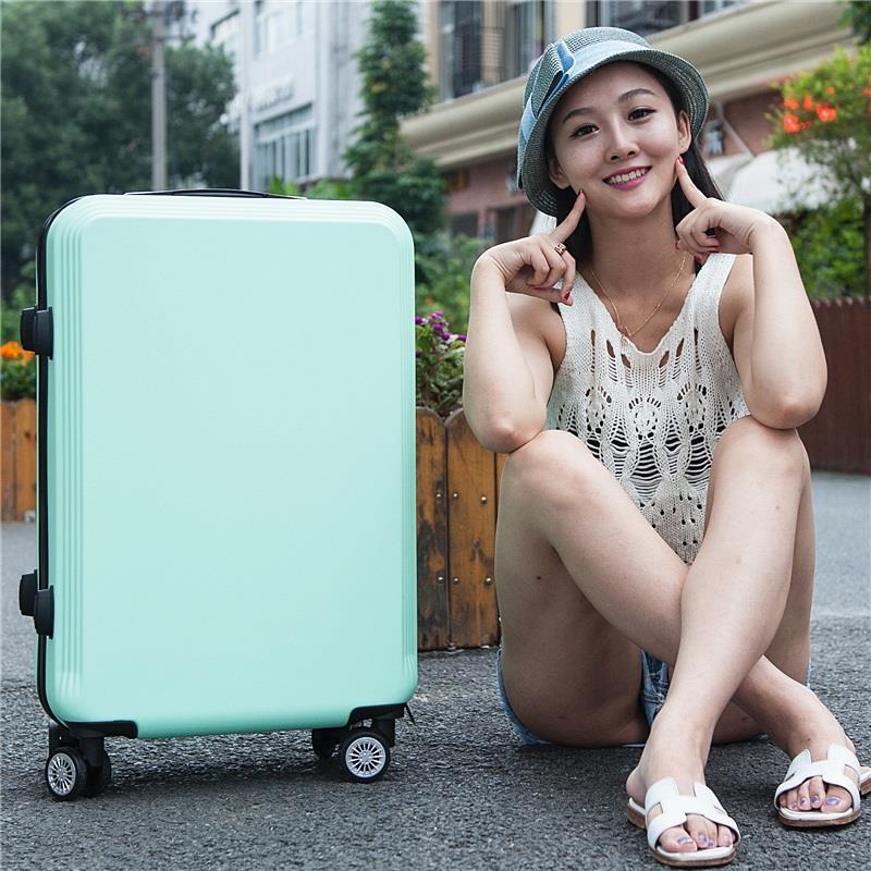 Envio Gratis Kom Rodinhas Bär på Bavul Valigia Väska Valiz Maleta - Väskor för bagage och resor - Foto 4