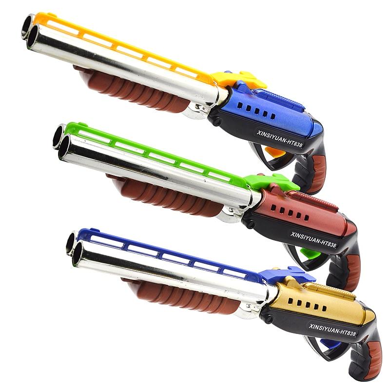 Nouveau tir NF 6mm Air doux bb pistolet Airgun Paintball pistolet pistolet et balle molle pistolet en plastique enfants jouets