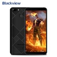 Blackview S6 4G Dual Sim Smartphone Fingerprint 18:9 5.7HD+ Cellphone Android 7.0 2G+16GB Quad Core GPS 8MP Camera Mobile Phone