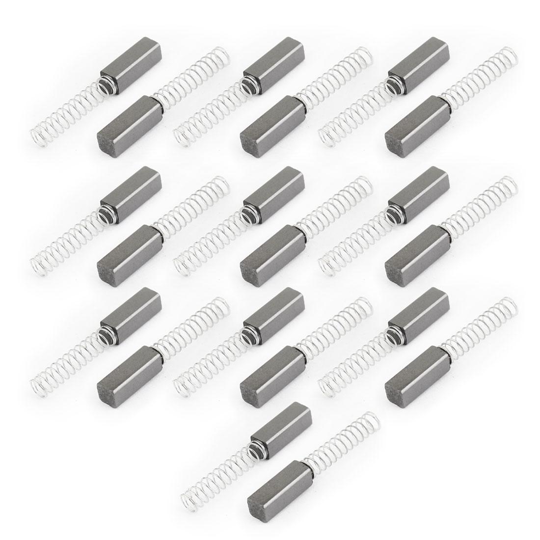 Dmiotech 20 Pcs Generic Electric Motor Carbon Brush Cb56 . | 10mm | 11mm | 4mm | 5mm | 6mm | 7mm | 8mm dmiotech 20 pcs motor carbon brushes for electric drill 10mm 11mm 12mm 5 5mm 5mm 6mm 8mm