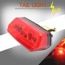 motorbike moto motorcycle rear talilight tail light brake signal back Motorbike Brake for honda msx125 2013 2014 2015 2016