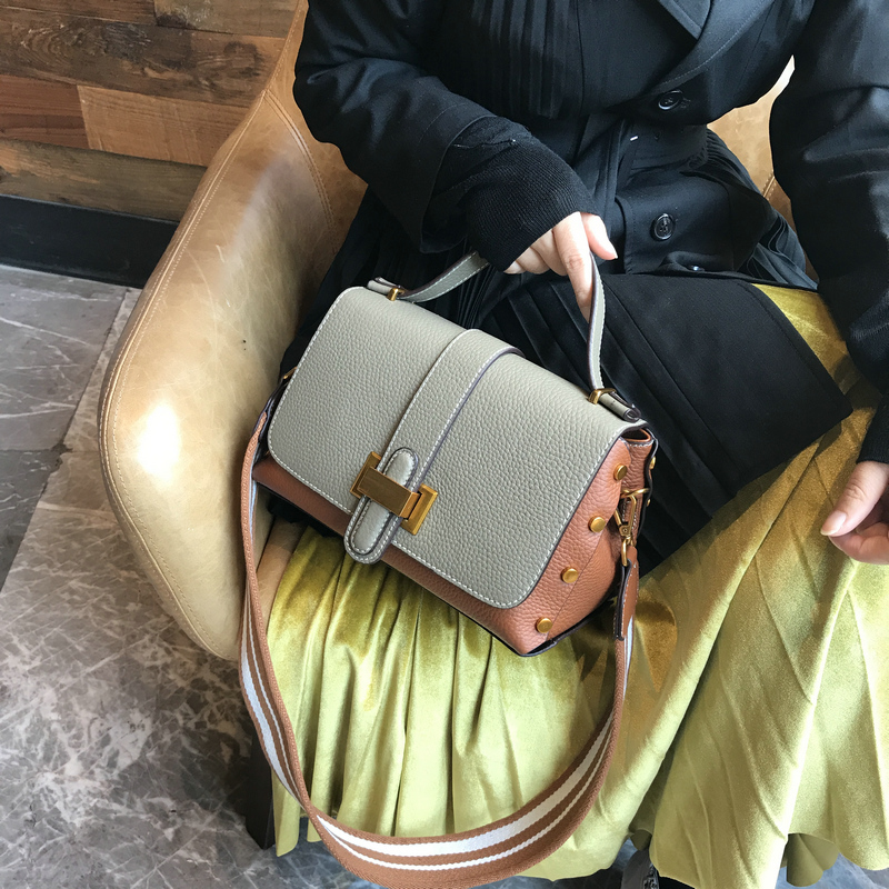Vintage Bag real Leather Women Shoulder Bags Women Crossbody Bag Famous Brand Designer Messenger Bags For Women 2018 emma yao women bag leahter shoulder bags famous brand crossbody bags