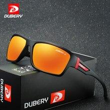 DUBERY Polarizada óculos de Sol Das Mulheres Dos Homens do Esporte De Condução  Óculos De Sol 3b63ddae16