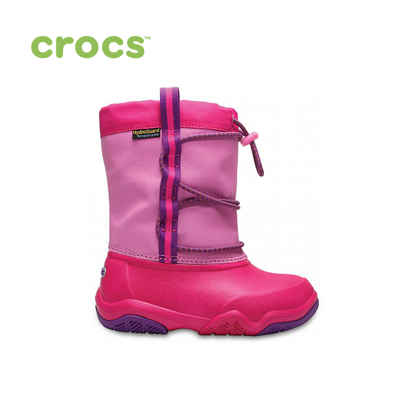 CROCS SwftwtrWPBtK KIDS or boys/for girls, children, kids TmallFS shoes
