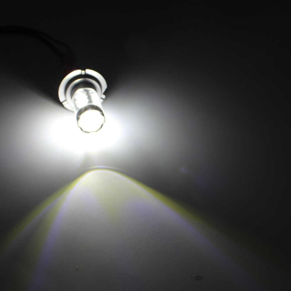 Современный автомобильный H7 H11 светодиодный Противотуманные фары дневные фары лампочки 9005 9006 h1 h13 h4 1156 туман светодиодная лампочка фары ходовая лампа 12 V Новый