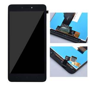 Image 4 - Orignal IPS LCD For Xiaomi Redmi Note 4X / Redmi Note 4 Global LCD Display Replacement Screen with frame Only For Snapdragon 625