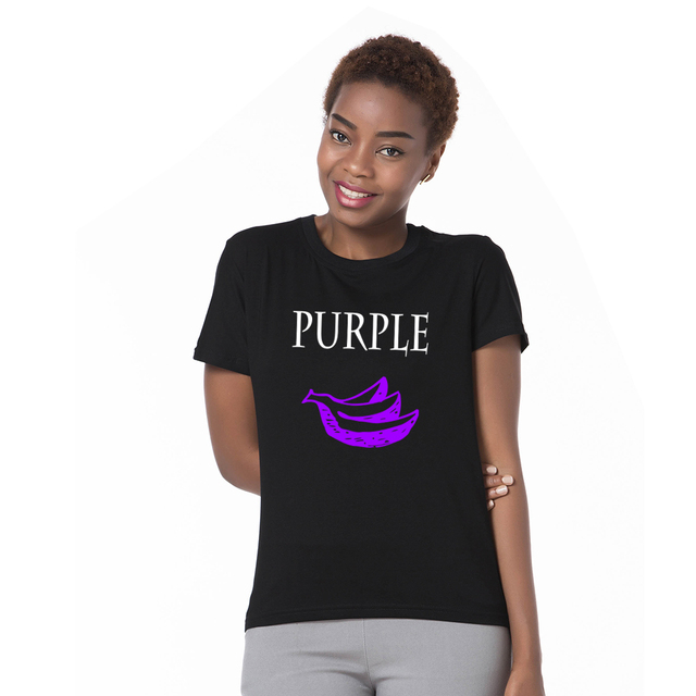 a1204bb2b1f6d Femmes-d-t-de-Mode-Violet-Banane-Impression-D-o-Cou-T-Shirt-Tee -Couple-Amant.jpg 640x640.jpg
