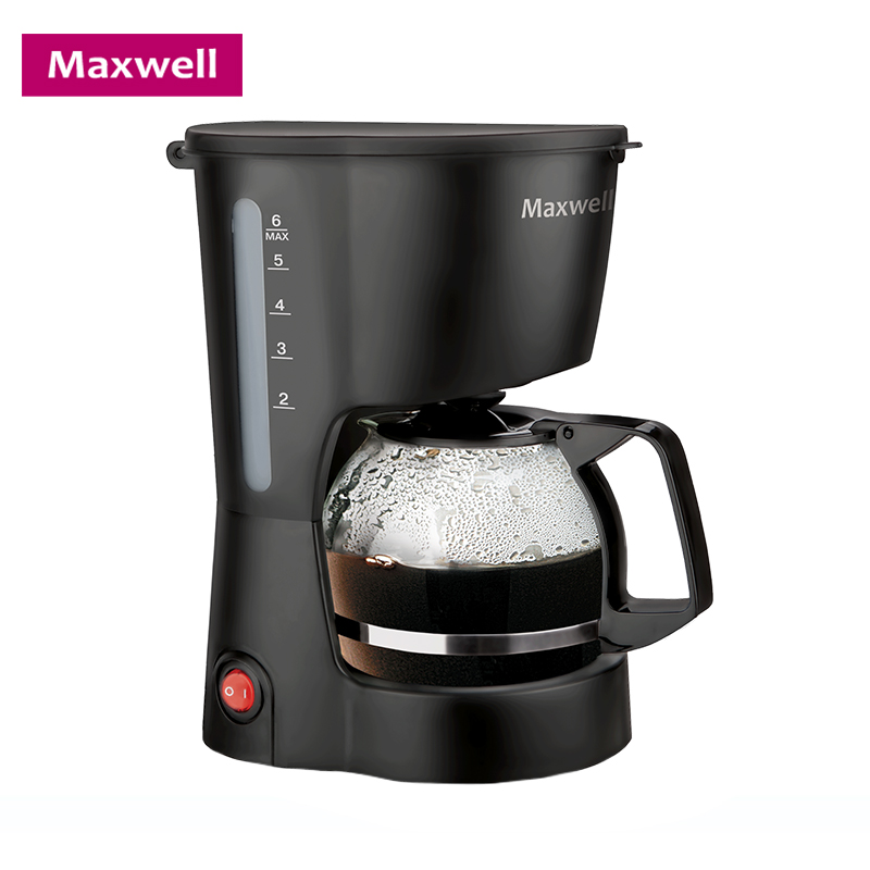 Coffee maker Maxwell MW-1657 coffee machine coffee makers Drip bread maker redmond rbm m1911 free shipping bakery machine full automatic multi function zipper