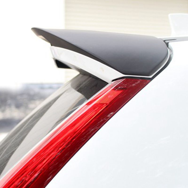Car Styling New Abs Plastic Material Unpainted Primer Rear