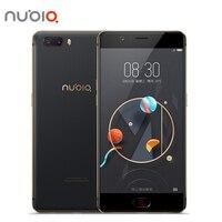 Global Version Nubia M2 Mobile Phone Snapdragon 625 Octa Core 4GB RAM 64GB ROM 5 5