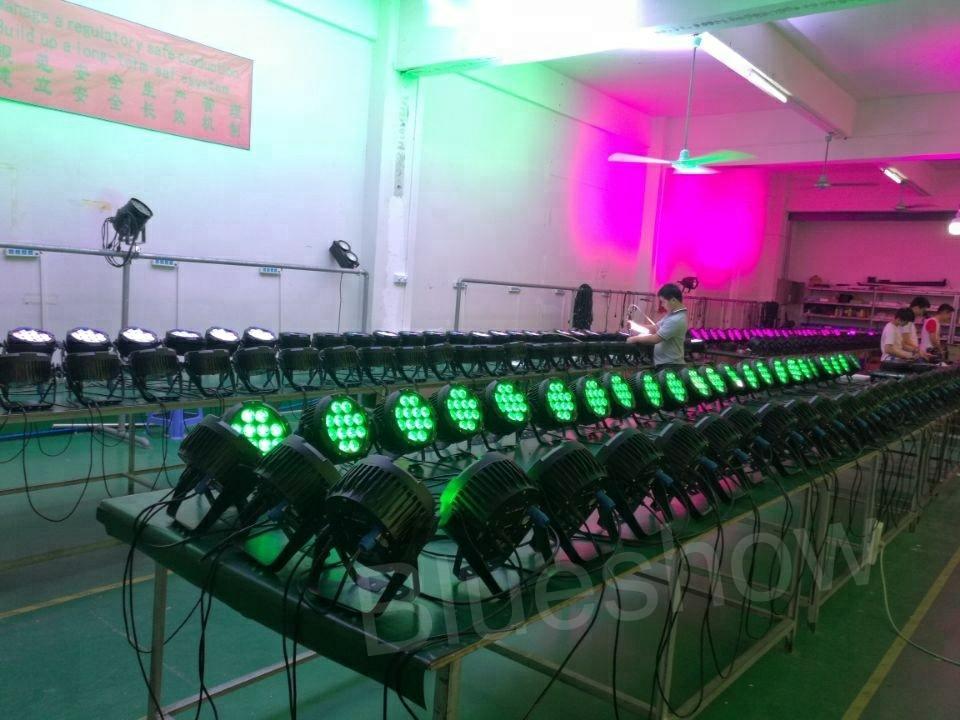 12x12w rgbwa 5in1 led par light waterproof-6