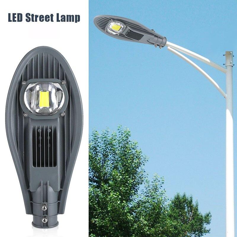 30 W/50 W lampadaire LED IP65 étanche extérieure jardin Yard lampe Plaza paysage luminaire projecteurs applique murale