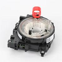 1pcs Multifunction Steering Wheel Button Control Unite Module Adjusting Ring For VW Golf Tiguan Jetta 5K0