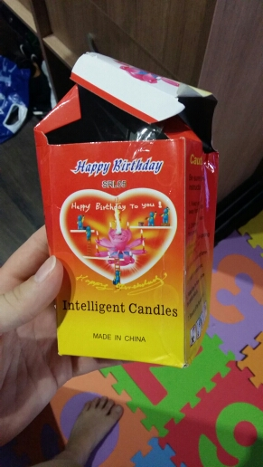 Online Shop Music Birthday Candle Multi Colors Musical Lotus Flower Rotating Happy With 14 Candles Party Cake Decor
