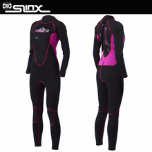Slinx 3mm neoprene scuba diving wetsuit suits women swimming surfing warm wet suit swimsuit equipment jumpsuit full bodysuit Hot цена
