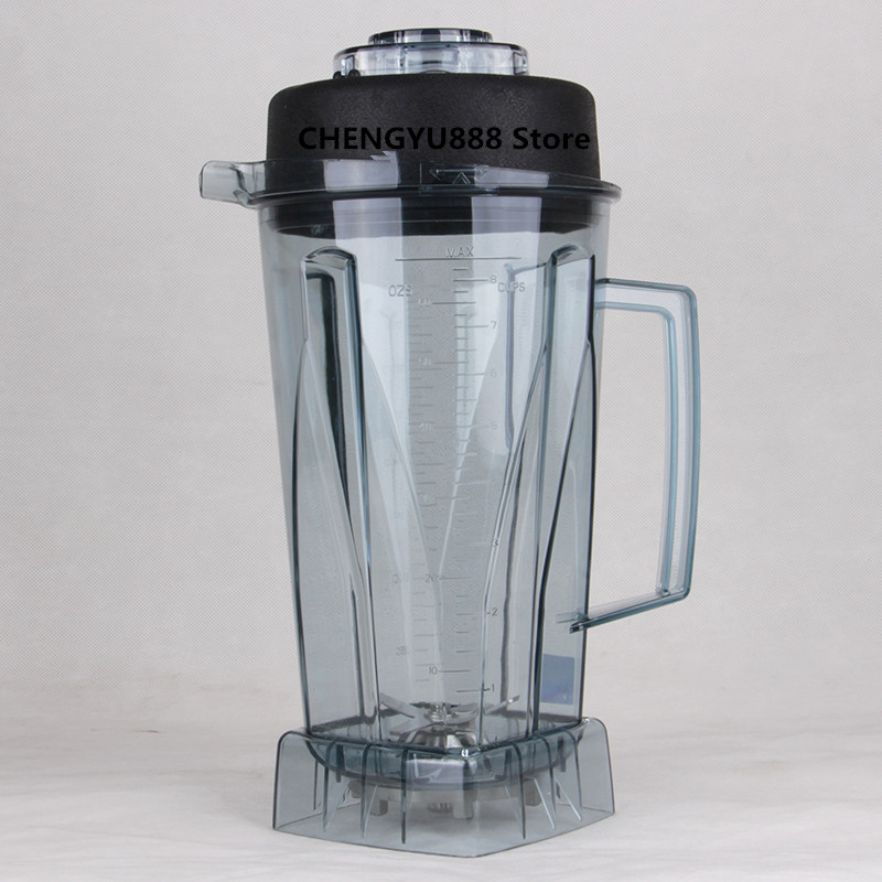 TWK-767 TM-800 767 800 Omniblend Blender Mixer Container Jar Jug Pitcher Cup bottom with blades lid Upper body cup kit блендер для сухого молока 3hp 38000 2 jtc omniblend tm 800aq tm 800aq