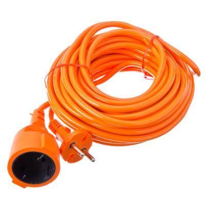 ERMAK cable de extensión alta calidad para el hogar cable de extensión para el AC trabajo buen aislamiento enchufes conector 636-033