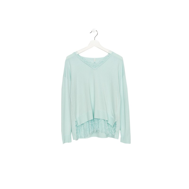 Sweaters jumper befree for female  sweater long sleeve women clothes apparel woman turtleneck pullover 1811556860-19 TF