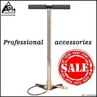 PCP 4500PSI 30MPA High Pressure Air Pcp Pump Stainless Steel Pcp Air Pump For Airgun Paintball