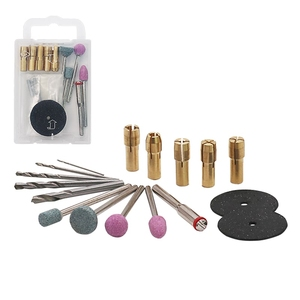 Image 4 - Electric grinder Mini Drill dremel Grinding Set 12V DC dremel accessories Tool for Milling Polishing Drilling Cutting Engraving