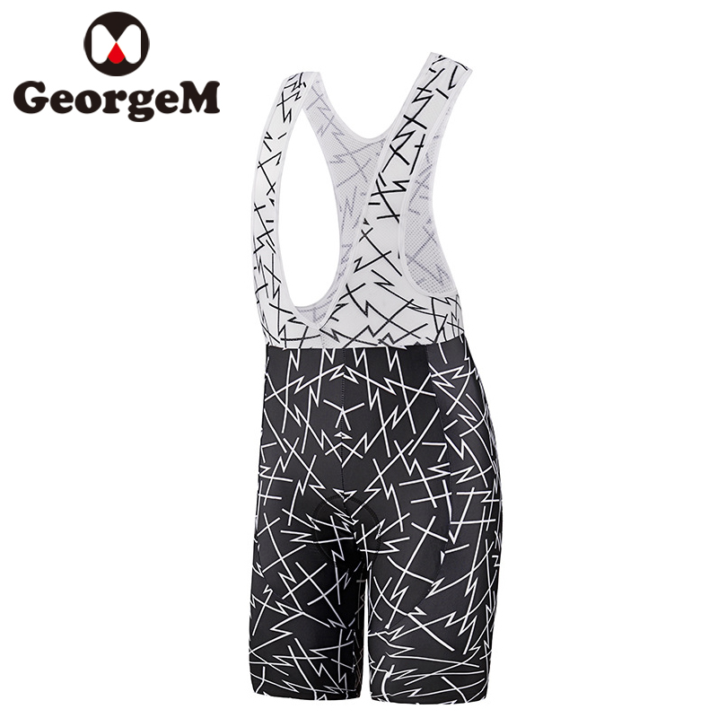 Bike Cycling Bib Shorts 3D GEL Pad Shorts Outdoor Sport Wear Coolmax Pad Bike Riding Bib ...
