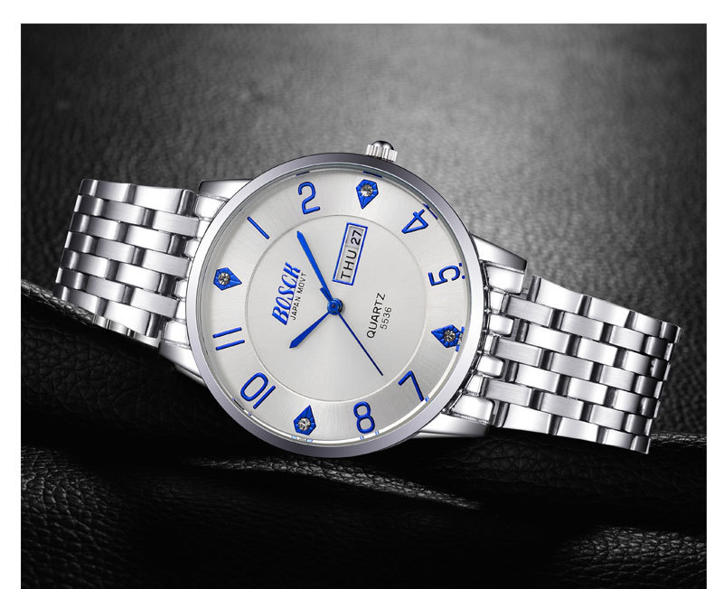 Mens Watches Top Brand Luxury Business Quartz Gold Watch Men Full Steel Fashion Waterproof Sport Clock Relogio Masculino new fashion men business quartz watches top brand luxury curren mens wrist watch full steel man square watch male clocks relogio