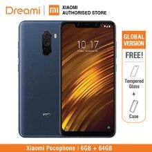 Global Versie Xiaomi Pocophone F1 64 Gb Rom 6 Gb Ram (Nieuw En Verzegeld) poco F1 Smartphone Mobiele