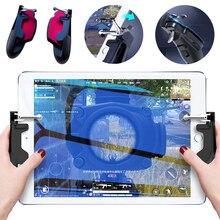H7 Tablet PUBG Game Controller Gamepad Joystick Metal Trigge