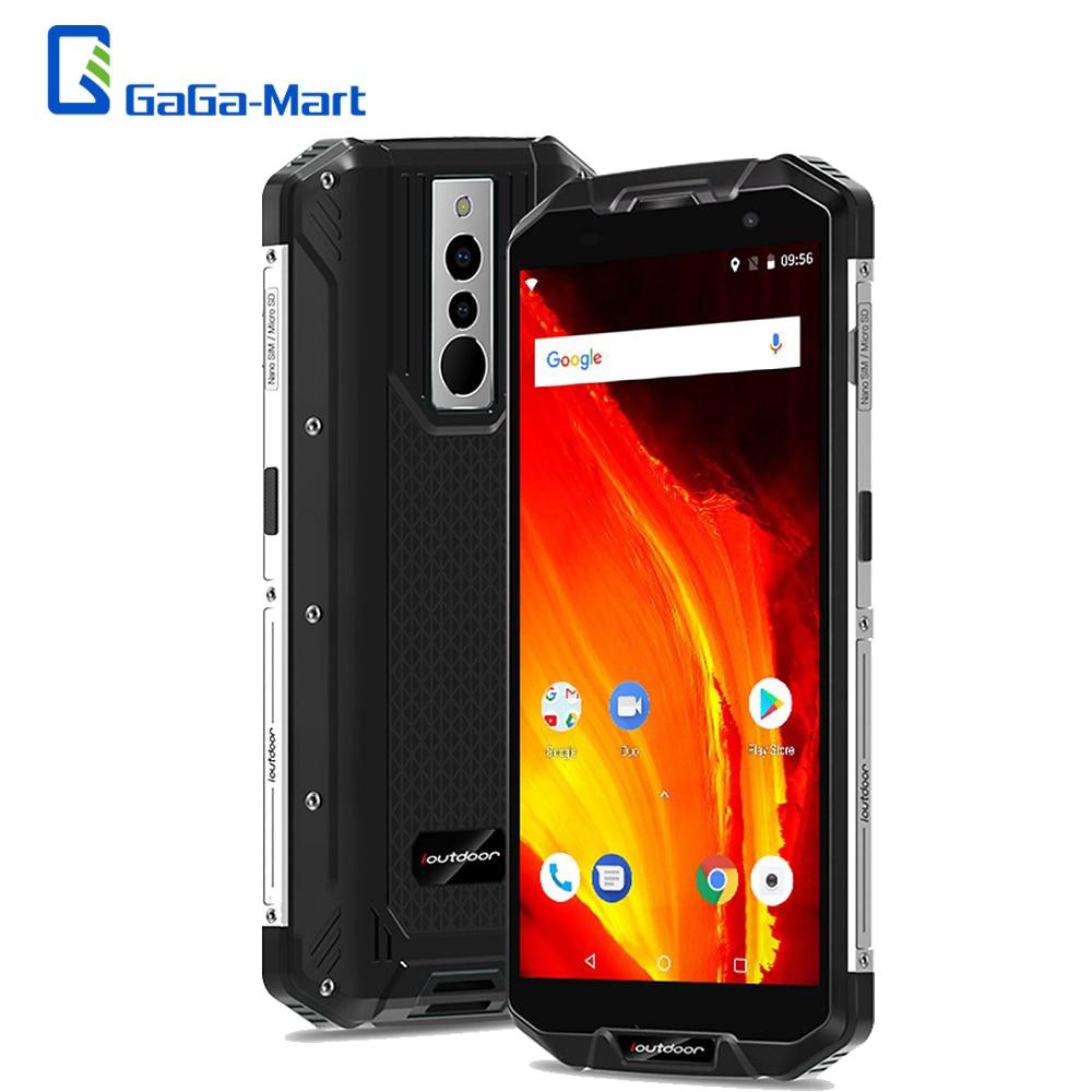 Ioutdoor Polar 3 Rugged Smartphone 5 5 HD 3GB 32GB IP68 Waterproof Dustproof Smartphone Face ID