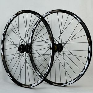 Image 5 - MTB Mountain Bike Wheels 26 27.5 29inch Bicycle wheels big hub 6 claws DH AM wheel 15mm 20MM 12MM 9MM Thru axle wheelset Rim