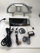 """Android 6,0 de 10,25 """"para Audi Q7 coche reproductor Multimedia NAVI sistema de coche Radio estéreo de coche juego adaptador de pantalla GPS navegación"""