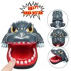 Funny Terror Big Mouth Dinosaur Bite Finger Tricky Toy Games For Parent Child Kid Playing Game