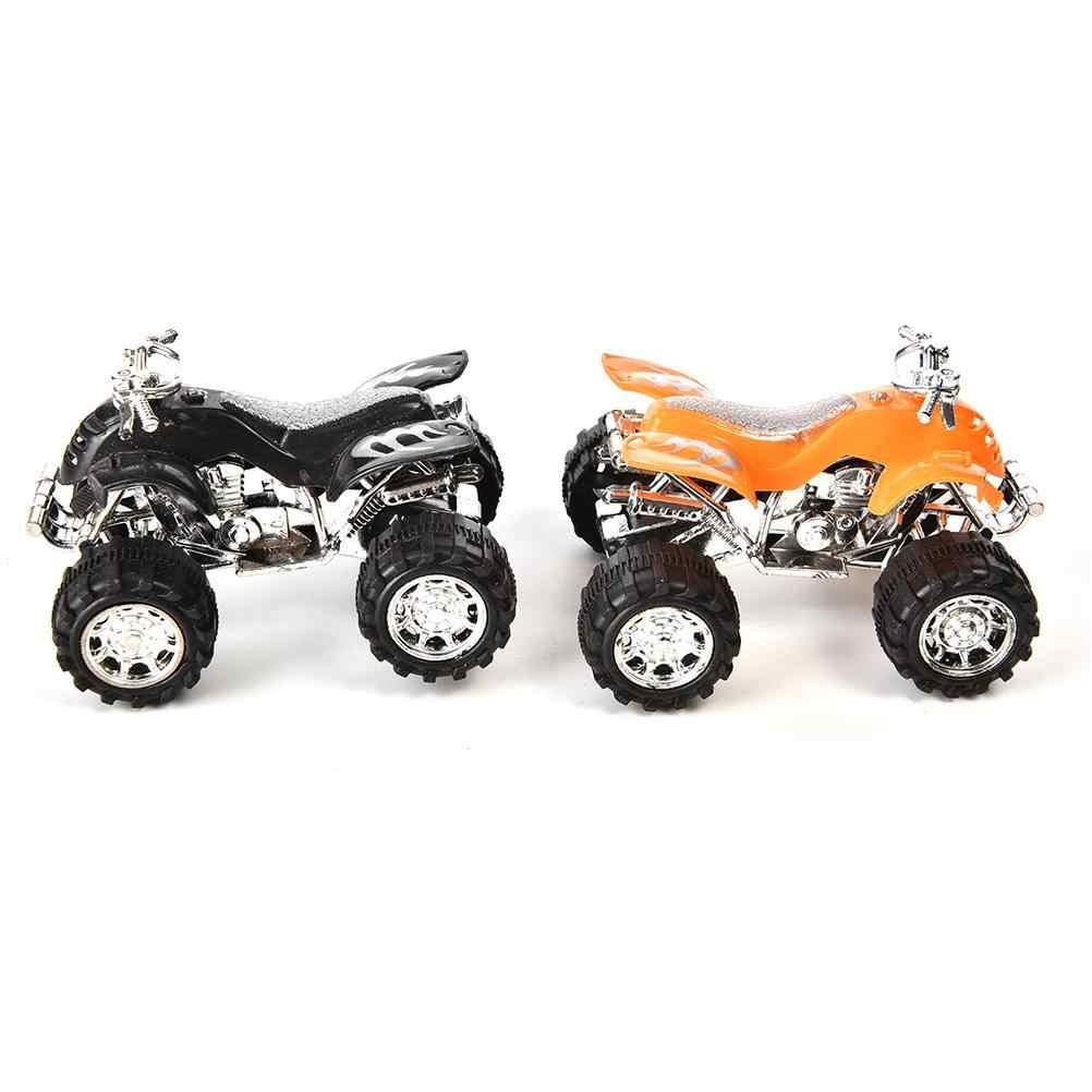 Toyzhijia 1 PC Individualitas Hadir Hadiah Plastik Lucu Mobil Mainan untuk Anak Mini Model Mobil Mainan Anak-anak untuk Anak Laki-laki Terbaru