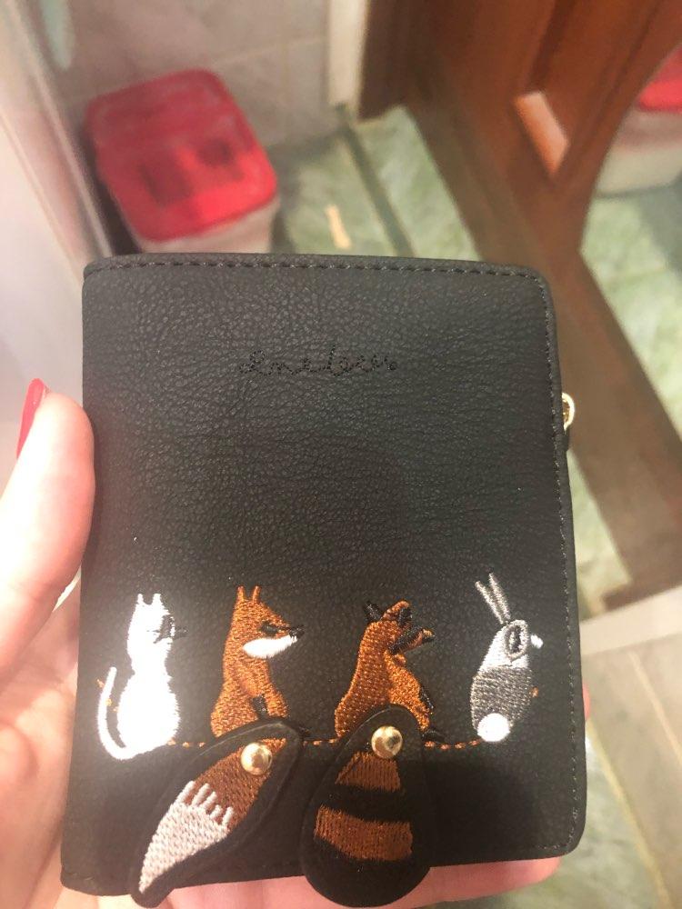 женщины бумажник; Материал Подкладки:: Синтетическая Кожа; женщины бумажник;