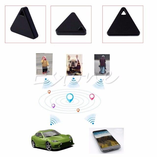 OOTDTY Bluetooth Tracker GPS Locator Antilost Tag Alarm For Car Pets Child 1