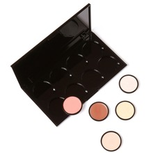 Focallure DIY makeup palette for face bronzer blush conceale