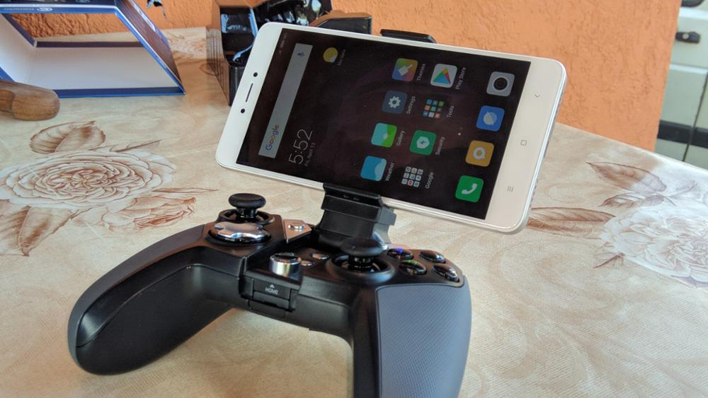real racing 3 gamepad support