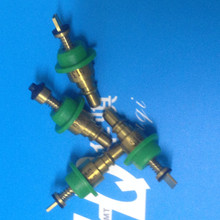 Golden Nozzle for Rx7 Juki Chip Mounter 510 511 512 513 514 515 516 517 518 519 520 521 522 523 524 525 526 527 SMT Spare Parts