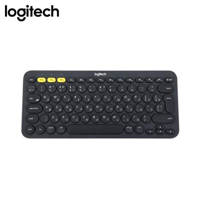 Беспроводная клавиатура Logitech K380 Multi-Device