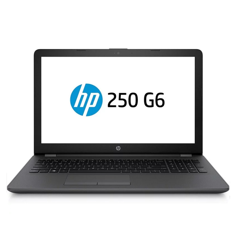 COMPUTER PORTABLE 15 ''-HP G6 250-INTEL I3 2.3 GHz/8 Hard GB/256 SSD/ -TWO (No S.O) BLACK QWERTY-spainish